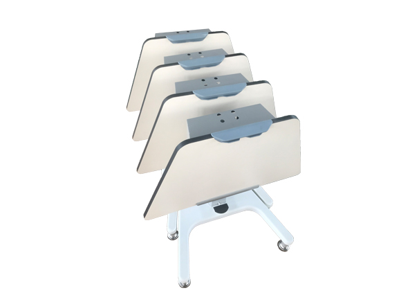 The folding  and lifting  table